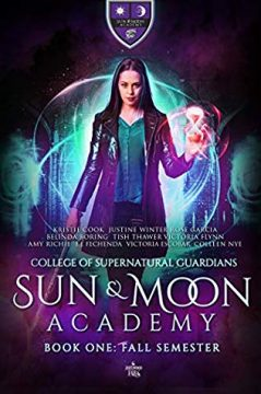 {Review} Sun & Moon Academy Book One: Fall Semester Anthology