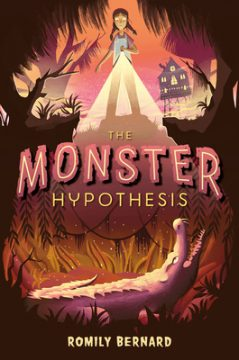 {Review+Giveaway} The Monster Hypothesis by @RomilyBernard & @DisneyBooks