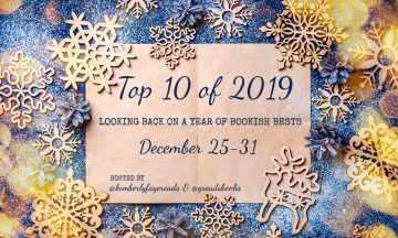 {Bookish Event} Top 10 of 2019 #top10of2k19