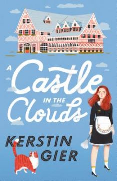 {Review} A Castle in the Clouds by Kerstin Gier