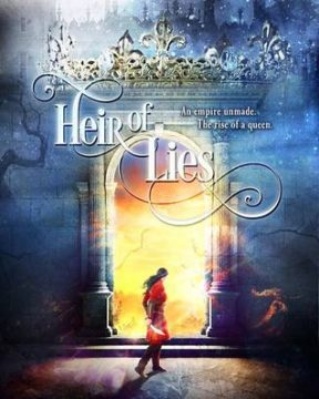{Review+Giveaway} Heir of Lies by Mallory McCartney @MalMcCartney