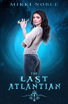 {Review+Giveaway} The Last Atlantian by Mikki Noble