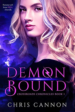Demon Bound by Chris Cannon