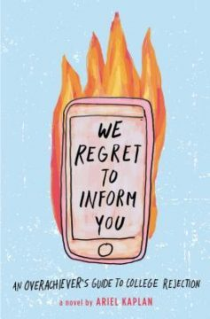 {Review} We Regret to Inform You by Ariel Kaplan