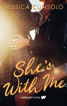 {Review} She's With Me by Jessica Cunsolo