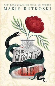 {Review+Giveaway} The Midnight Lie by Marie Rutkoski