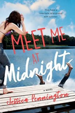 {Review+Giveaway} Meet Me at Midnight by Jessica Pennington @jessnpennington @torteen