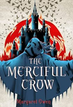 {Bookish Event} Join us for the #MercifulCrowReadalong July 6-26th!