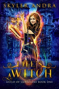 {Review+Giveaway} Life's a Witch by Skyler Andra
