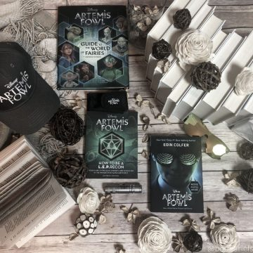 {Giveaway} Artemis Fowl Movie Prize Pack Giveaway!