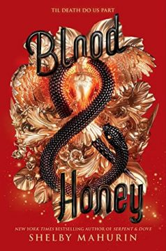 {Release Day Review} Blood & Honey by @ShelbyMahurin @HarperTeen
