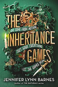 {ARC Review+Giveaway} The Inheritance Games by @authorJenLynnBarnes @thenovl @littlebrownyoungreaders