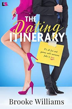 {ARC Review} The Dating Itinerary by Brooke Williams