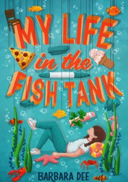 {Guest Post+Giveaway} My Life in the Fish Tank by Barbara Dee