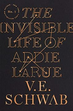 {Review} The Invisible Life of Addie LaRue by V.E. Schwab