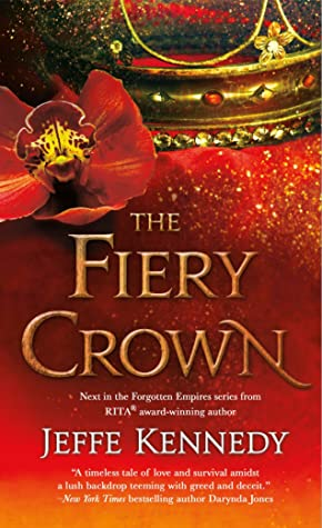The Fiery Crown by Jeffe Kennedy