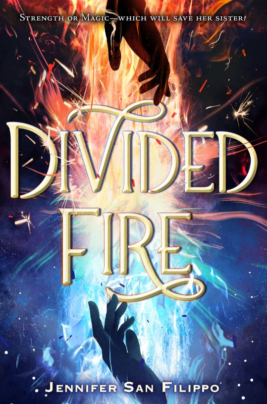 Divided Fire by Jennifer San Filippo