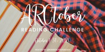 {Reading Challenge} October TBR #ARCtober20