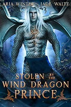 {Review+Giveaway} Stolen by the Wind Dragon Prince by Aria Winter & Jade Waltz