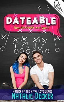 {Review+Giveaway} DATEABLE by Natalie Decker