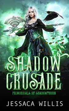 {Review} Shadow Crusade by @JessacaWillis