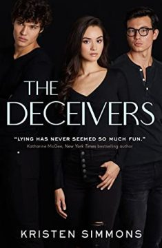 {Mini Reviews} The Deceivers & Scammed by Kristen Simmons