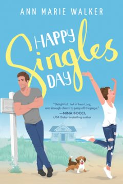 {Review} Happy Singles Day by Ann Marie Walker