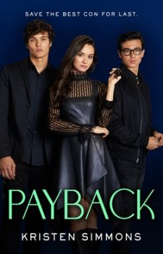 {Review+Giveaway} Payback by Kristen Simmons