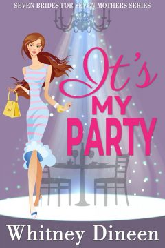 {Excerpt+Giveaway} It's My Party by Whitney Dineen