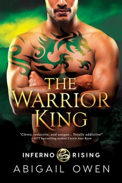 {Excerpt+Giveaway} The Warrior King by Abigail Owen blitz