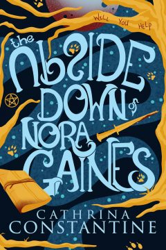 {Excerpt+Giveaway} The Upside Down of Nora Gaines by Cathrina Constantine