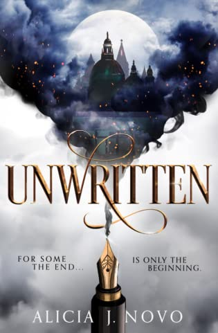 Unwritten (The Zweeshen Chronicles, #1) by Alicia J. Novo