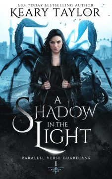 {Excerpt+Giveaway} A Shadow in the Light by Keary Taylor