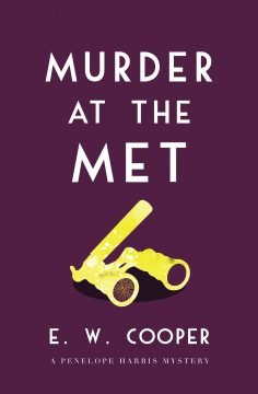{Excerpt+Giveaway} Murder at the Met by E.W. Cooper