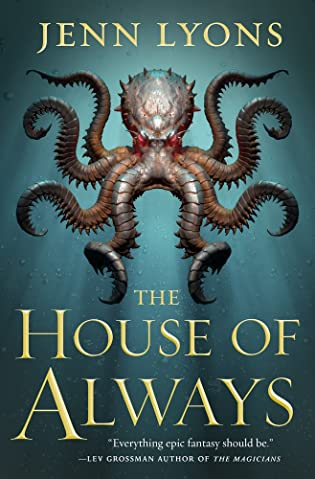 The House of Always by Jenn Lyons