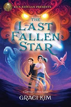 {Review+Giveaway} The Last Fallen Star by @GraciKim @DisneyBooks @camphalfblood