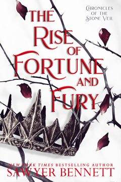{Review+Giveaway} The Rise of Fortune and Fury by Sawyer Bennett @bennettbooks