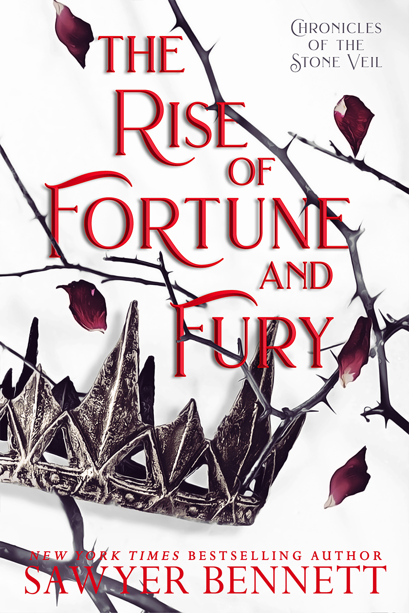 The Rise of Fortune and Fury  by Sawyer Bennett