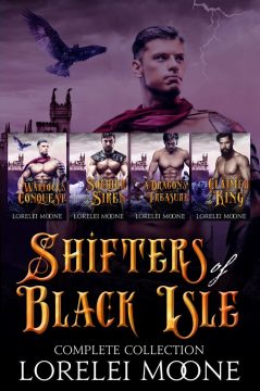 {Audio Book Review+Giveaway} Shifters of Black Isle: The Complete Collection by Lorelei Moone