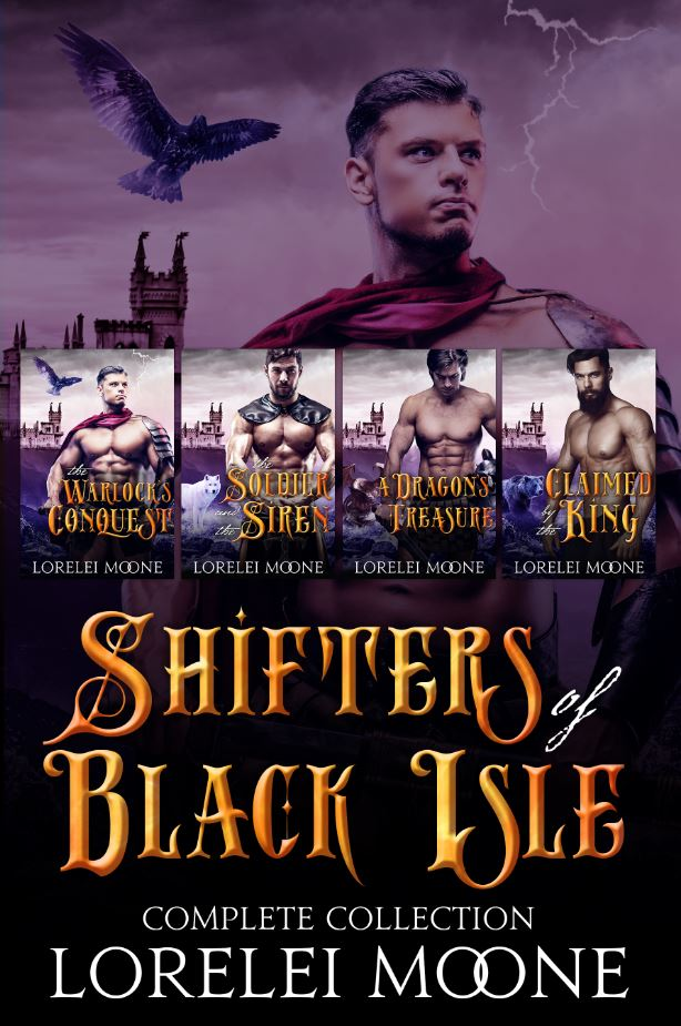 Shifters of Black Isle: The Complete Collection by Lorelei Moone