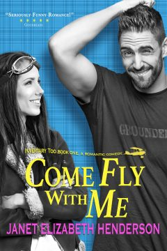 {Excerpt+Giveaway} Come Fly With Me by Janet Elizabeth