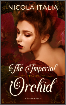 {Excerpt+Giveaway} The Imperial Orchid by Nicola Italia