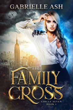 {Excerpt+Giveaway} The Family Cross by Gabrielle Ash